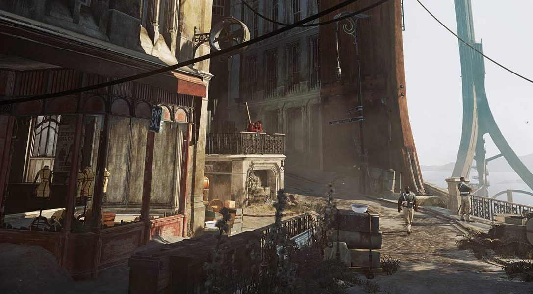 Dishonored 2: hands on with Arkane's ambitious sequel