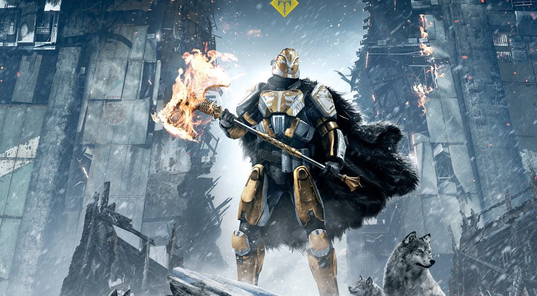 New on PlayStation Store: Destiny: Rise of Iron, Dear Esther, Virginia, more