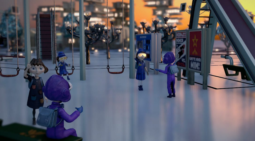 What to do in your first 30 minutes with weird, wonderful The Tomorrow Children