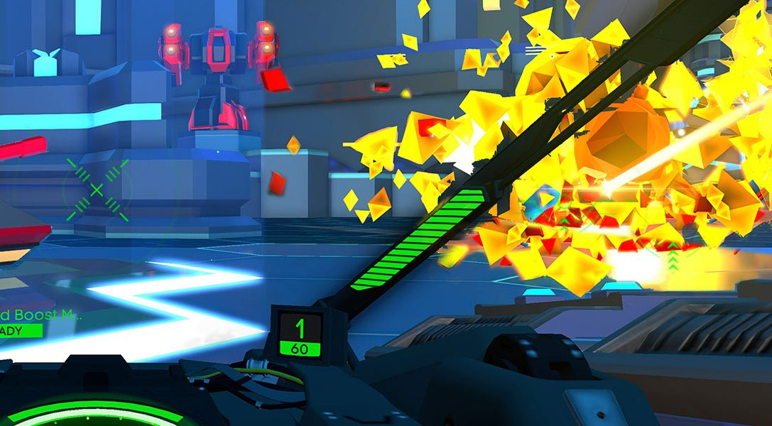 How Battlezone will make you believe you're sitting in a far-future cyber tank
