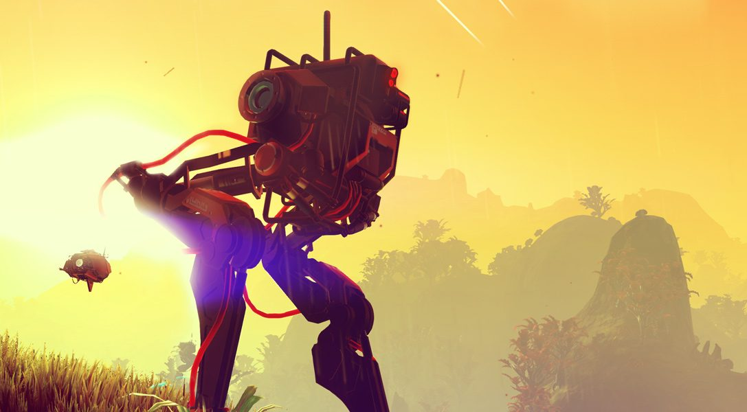 No Man's Sky was the best-selling game on PlayStation Store last month