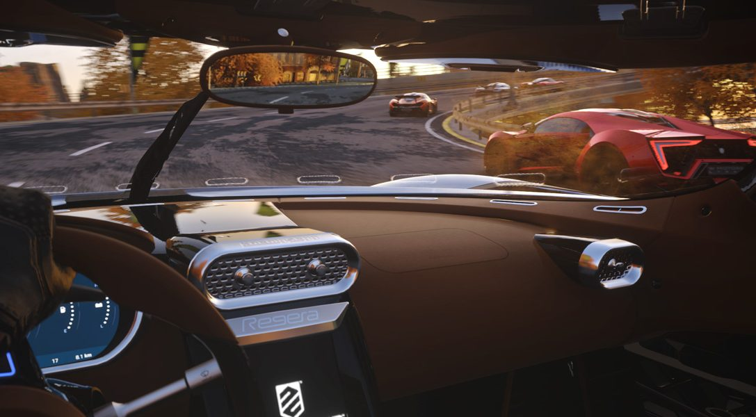 Driveclub VR launches 13th October, with upgrade option for Season Pass owners