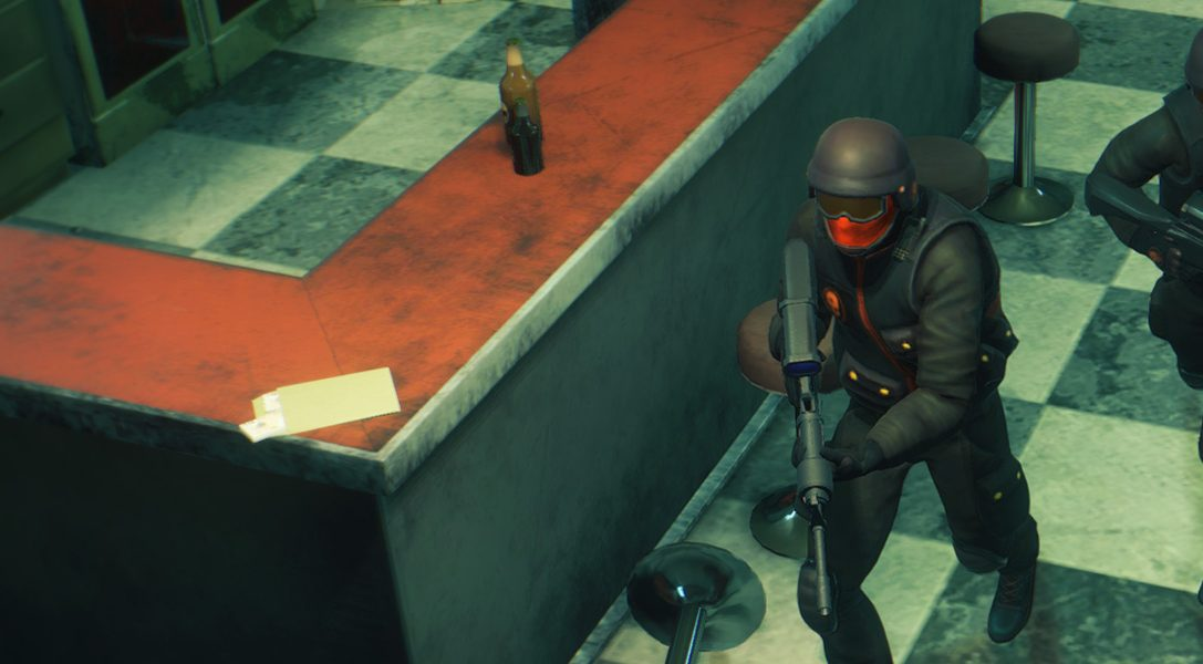 Top-down heist game Filthy Lucre arrives on PS4 today