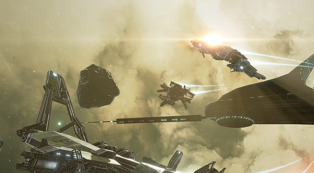 6 ways CCP is infusing interstellar dogfight sim EVE: Valkyrie with lore and life