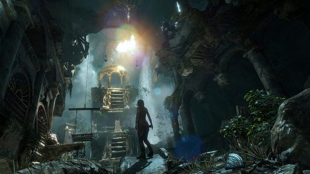 Rise of the Tomb Raider: 20 Year Celebration Launches Today on PS4