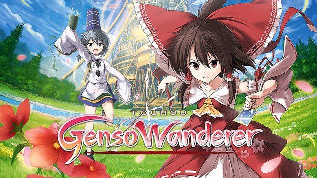 Roguelike RPG Touhou Genso Wanderer Arrives February 7