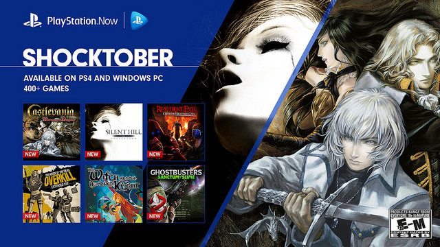 Celebrate Halloween With 13 New Games On Ps Now Playstation Blog