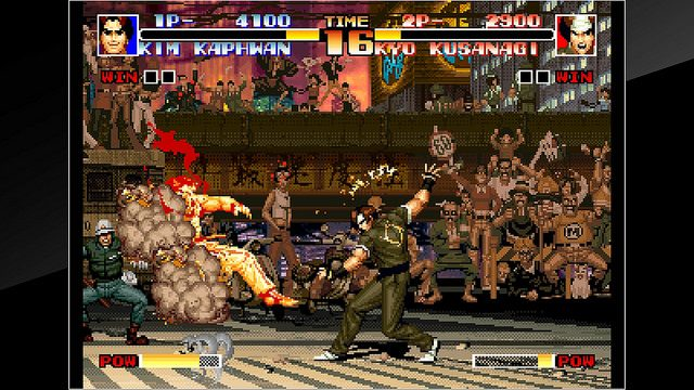 The King Of Fighters 94 Hits Ps4 October 27 More Classics Inbound Playstation Blog