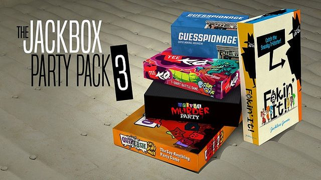 The Jackbox Party Pack 3 Launching October 18 on PS4