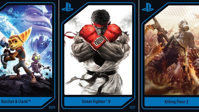 PS Experience 2016: Collectible Cards Are Back