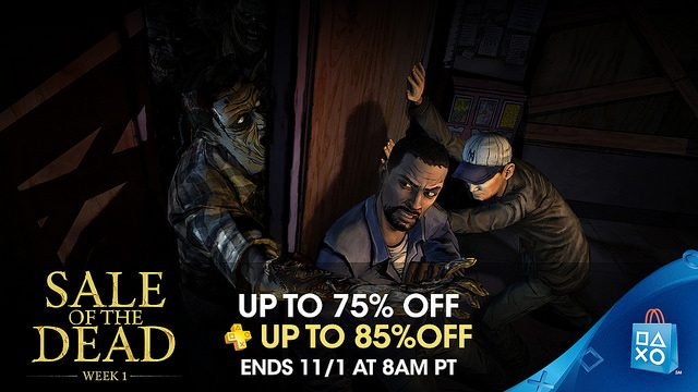 Sale of the Dead Sees 75% Off Deadlight, Outlast & More