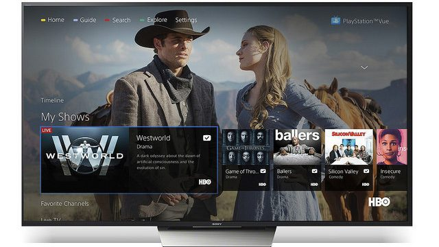 PS Vue Expands to Android TVs Today, PC and Mac Web Support Coming Soon