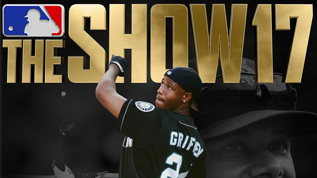 Welcoming Ken Griffey Jr. to MLB The Show 17!