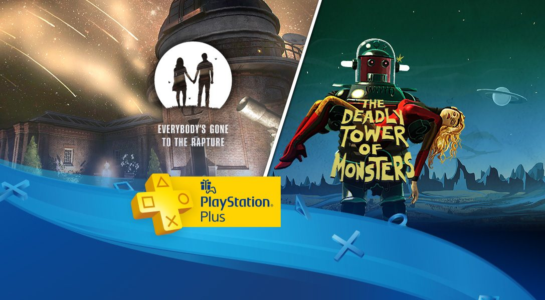 Everybody's Gone To The Rapture heads up November's PlayStation Plus line-up