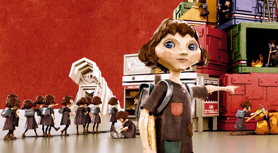 Eccentric sandbox adventure The Tomorrow Children is now free-to-play on PS4