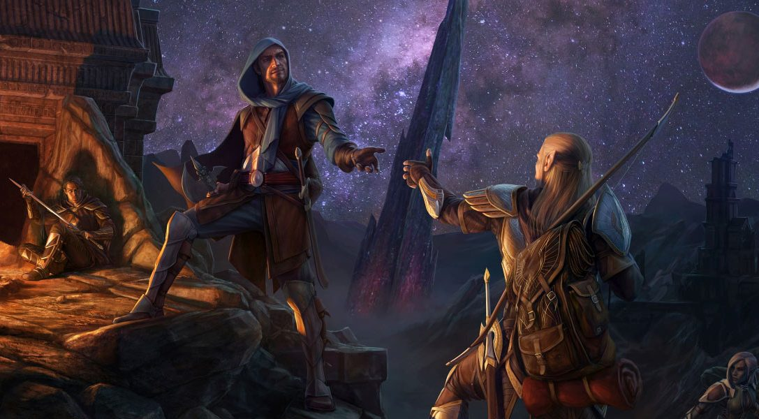 Adventure anywhere, with anyone, thanks to latest Elder Scrolls Online update
