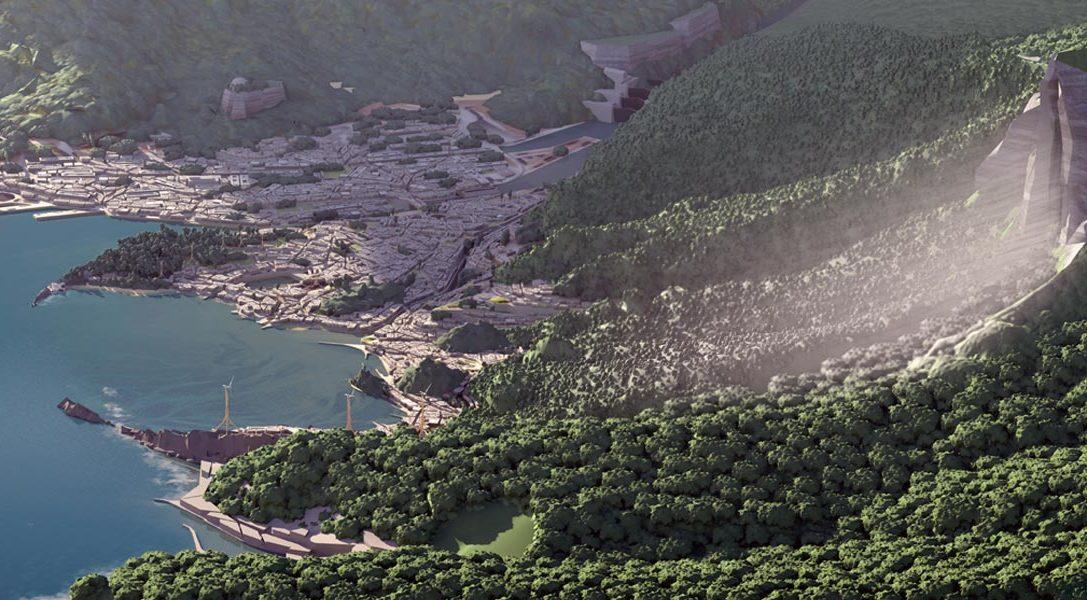 Crafting Dishonored 2's Karnaca: Los Angeles meets Skull Island