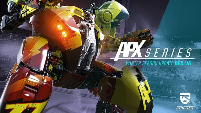 Rigs Mechanized Combat League: New Rigs & Arena Coming in December Update