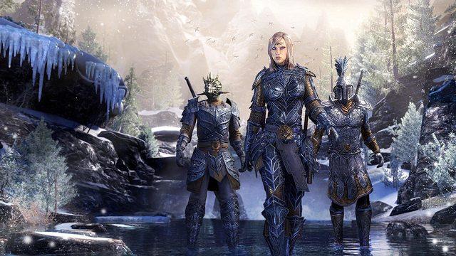 The Elder Scrolls Online: Free Play Weekend Starting Wednesday