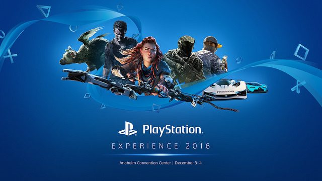 PlayStation Experience 2016: Panel Lineup, 100+ Playable Games