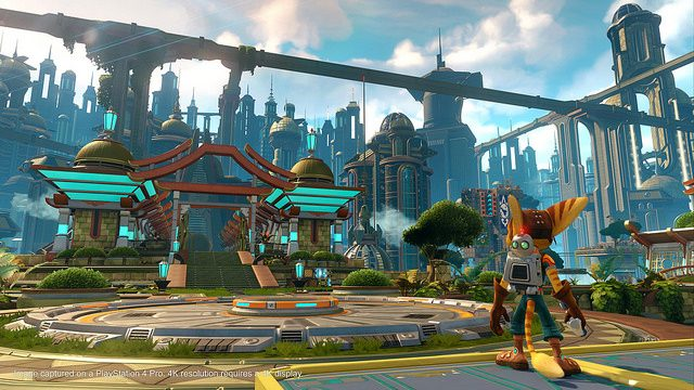 Ratchet & Clank: PS4 Pro Update Coming Soon
