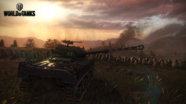 World of Tanks: Enhancing the Battle with PS4 Pro