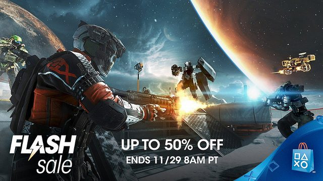 Flash Sale! Even More Black Friday Deals at PS Store