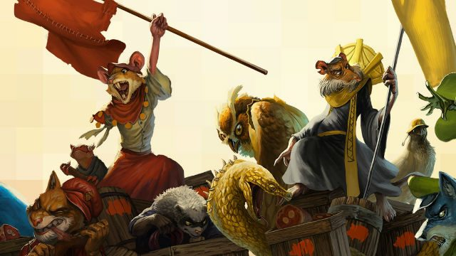 Real-time Strategy Game Tooth and Tail Coming to PS4