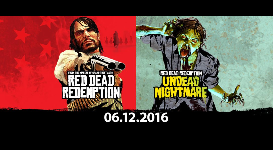 Red Dead Redemption and Undead Nightmare are coming to PlayStation Now