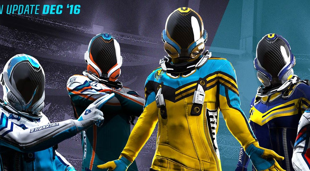 Free RIGS Mechanized Combat League December update detailed: new arena, Rigs, weekly trials, more