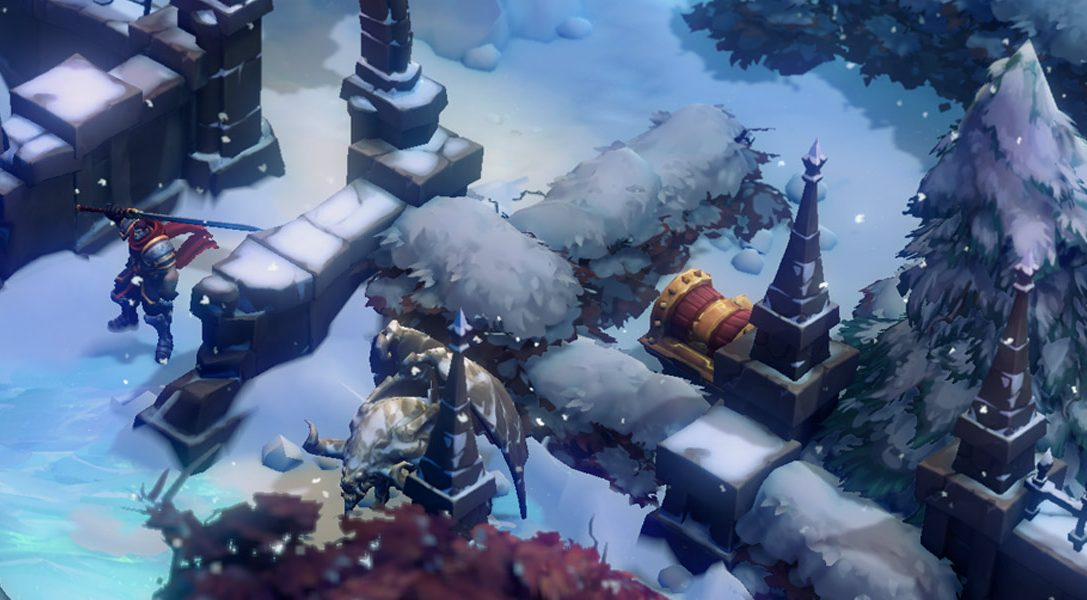 How Darksiders' creators are resurrecting cult comic Battle Chasers with new PS4 RPG
