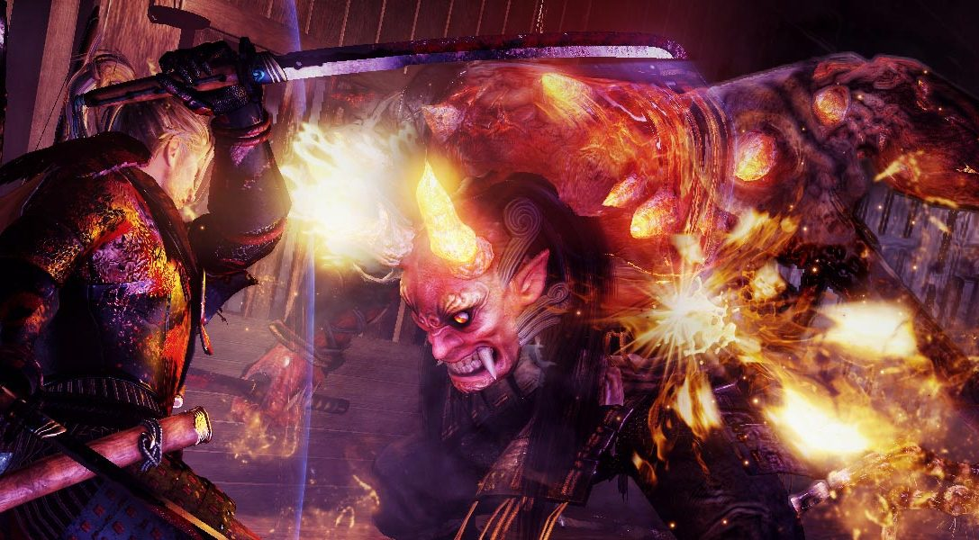 Why you shouldn't fear the cold embrace of death in PS4 action title Nioh