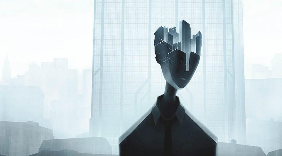 Escape a bleak dystopian city in Krillbite's new PS4 adventure, Mosaic