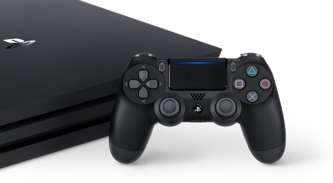 PlayStation 4 Pro launches today