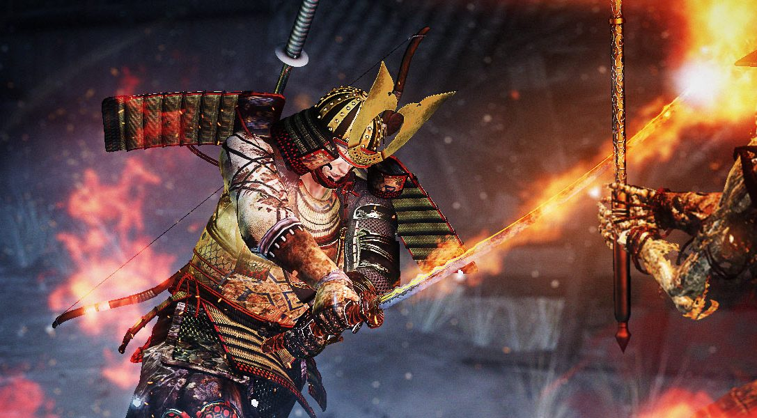 Action RPG Nioh to be published by SIE, PS4 Pro enhancements detailed