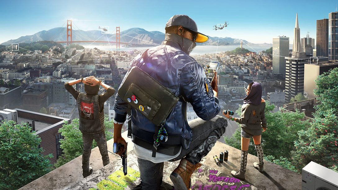 The Drop: New PlayStation Games for 11/15/2016