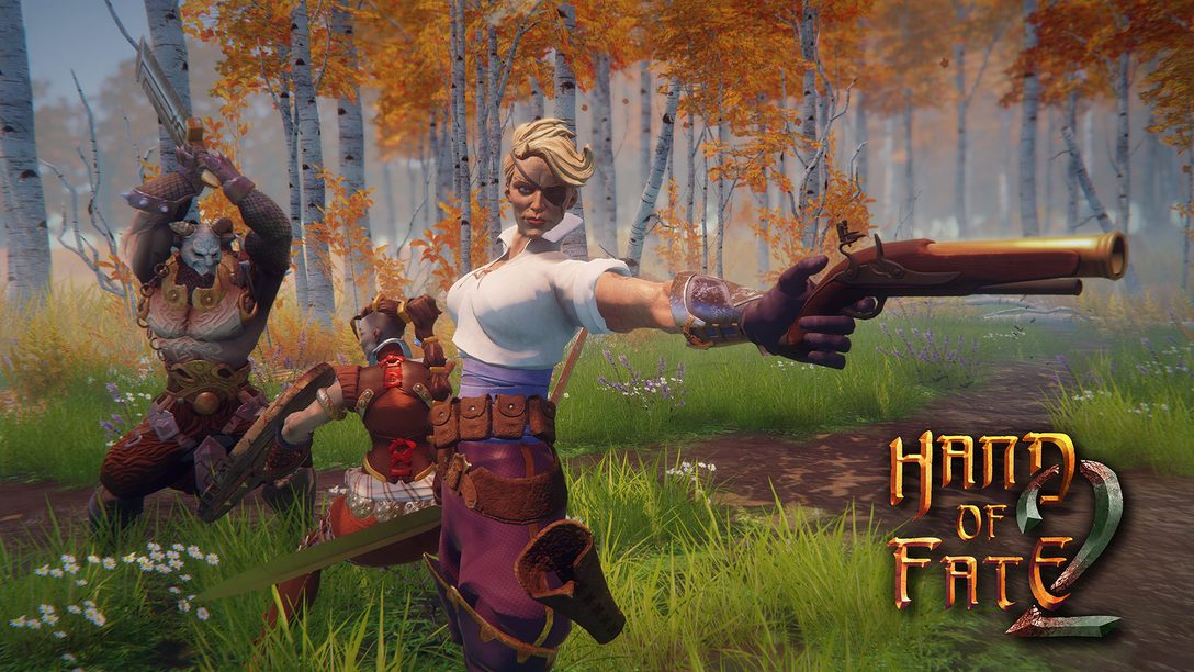 Hand of Fate 2 Deals New Adventure on PS4 and PS4 Pro