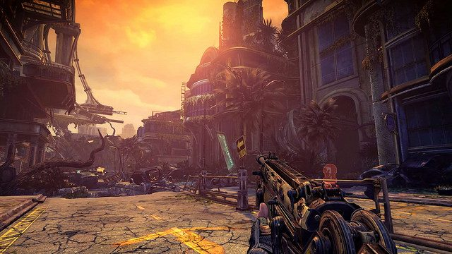 Bulletstorm: Full Clip Edition Launches April 7, 2017 on PS4