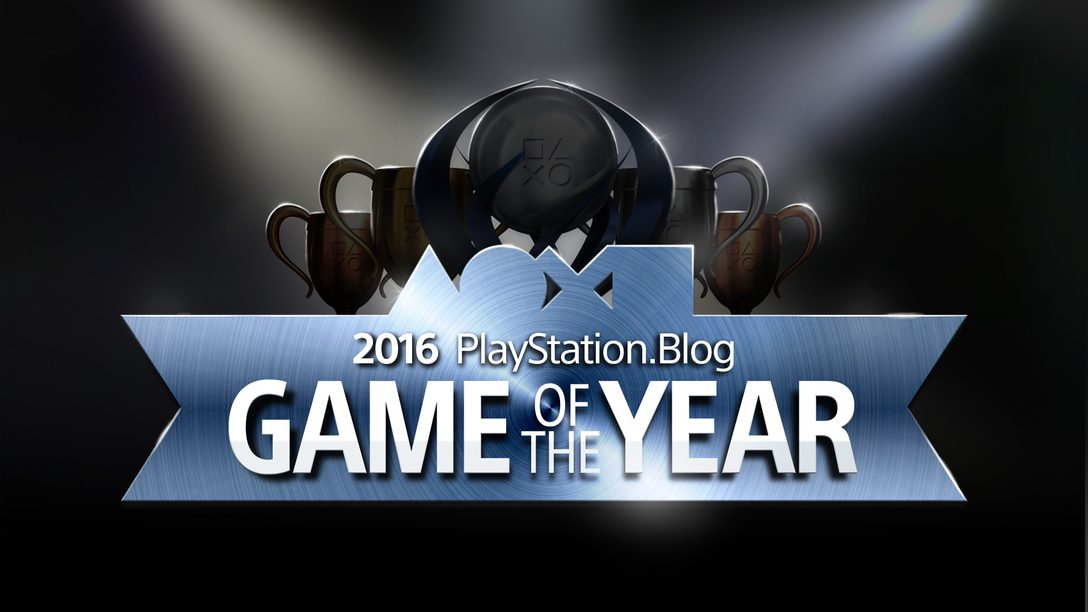 Polls Closed: PlayStation.Blog Game of the Year 2016 Awards