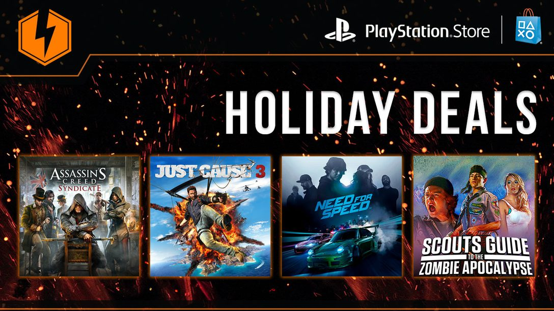 Flash Sale Now: Holiday Deals