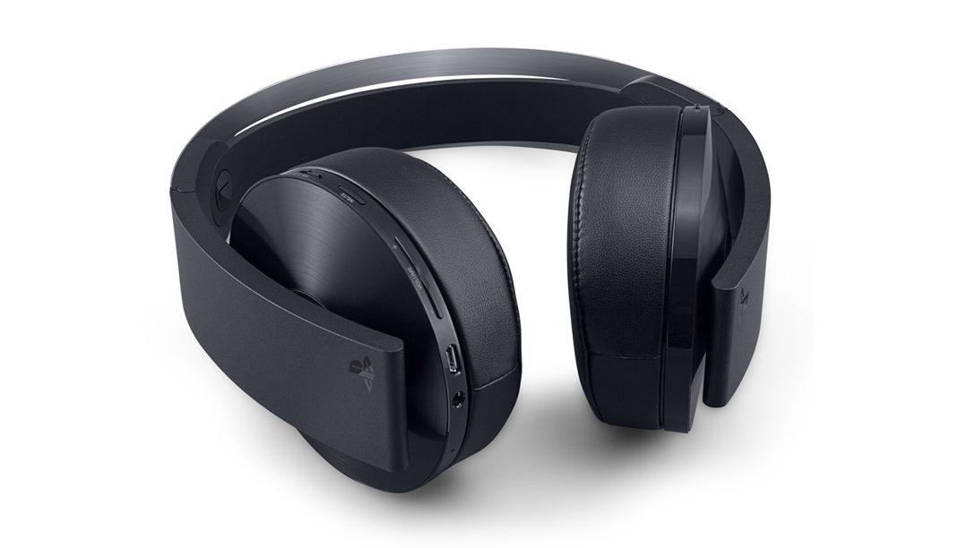 Platinum Wireless Headset Launching January 12