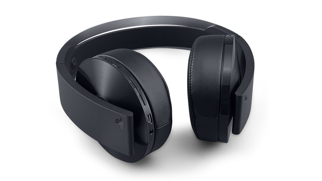 Platinum Wireless Headset Launching January 12