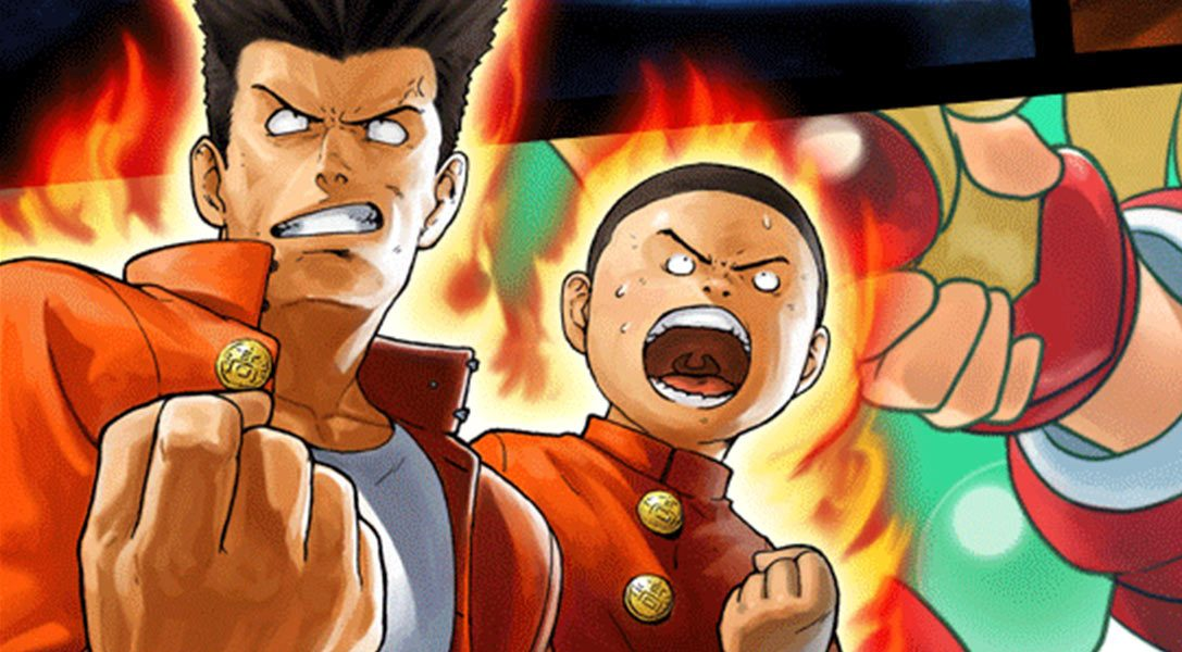 Fu'Un Super Combo hits PS4 today, ft. a pair of previously Japan-only PS2 fighting games