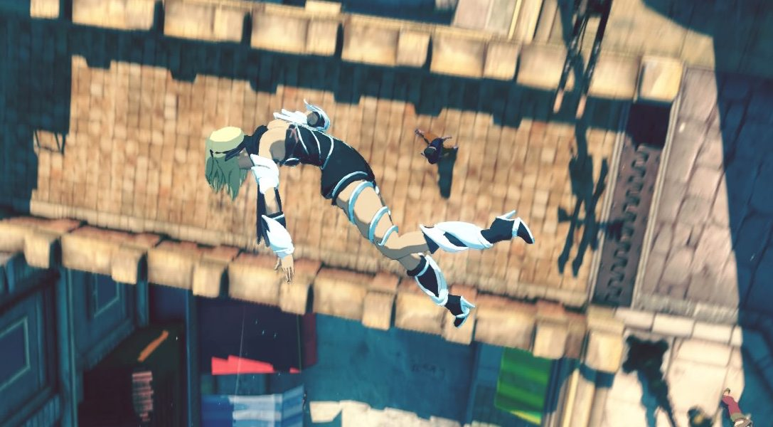 8 things you should try out in the new Gravity Rush 2 demo