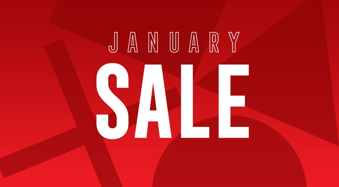The PlayStation Store January Sale starts today and it's our biggest ever