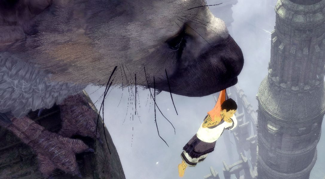 The Last Guardian arrives: Exploring the narrative worlds of Fumito Ueda