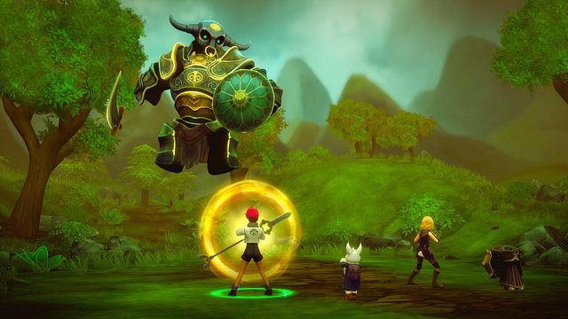 Eight Ways Earthlock: Festival of Magic Honors, and Exceeds, Old-school RPGs