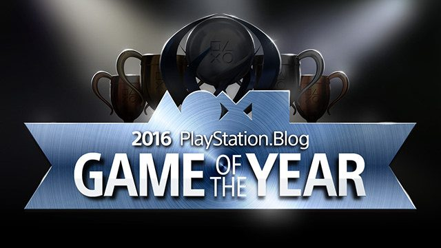 The Winners: PlayStation.Blog Game of the Year 2016