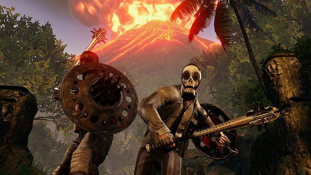 Killing Floor 2: Tropical Bash Content Pack Out Today, Free for All Players