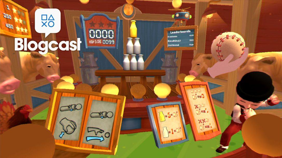 PlayStation Blogcast 232: Adventures in VR